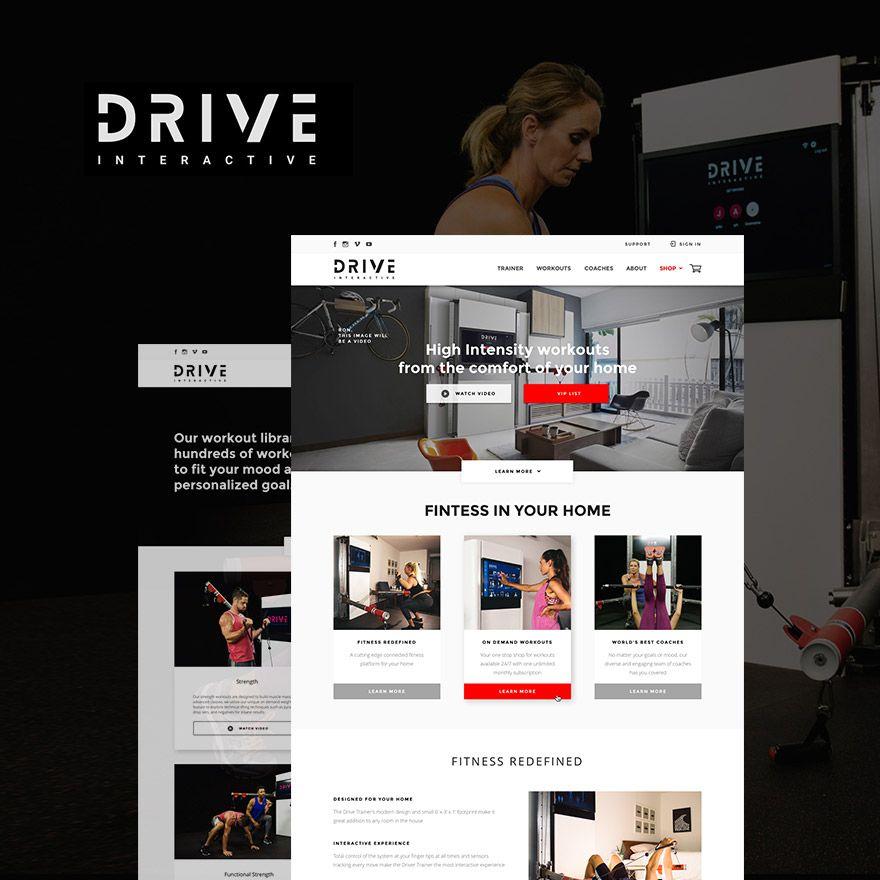Drive Interactive UX&UI RU