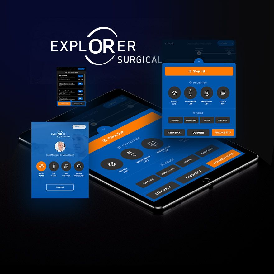 Explorer Surgical RU